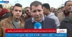 مراسل الغد: قتلى وجرحى في حريق بمحطة القطارات الرئيسية في القاهرة